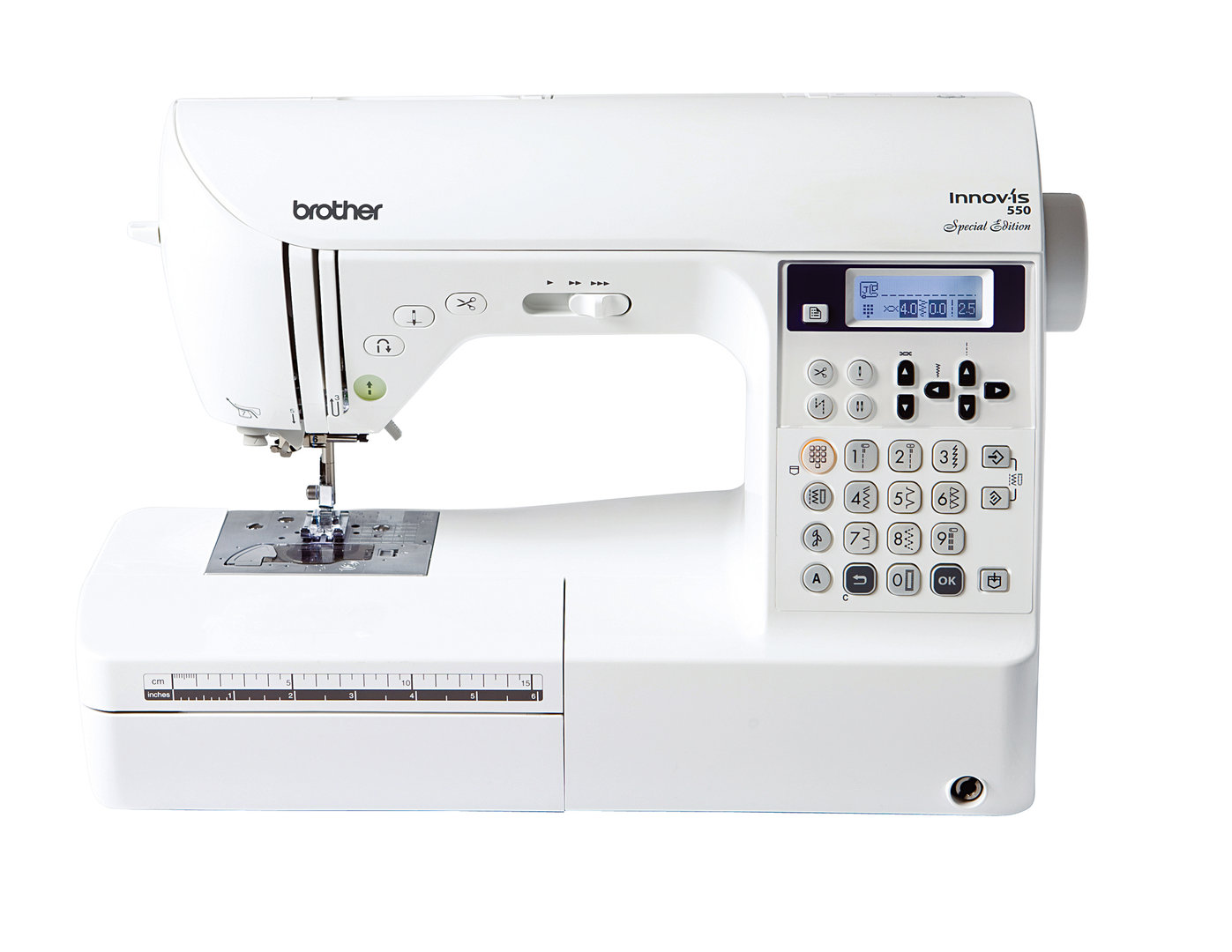 BROTHER Innov-ís 550 Special Edition Nähmaschine