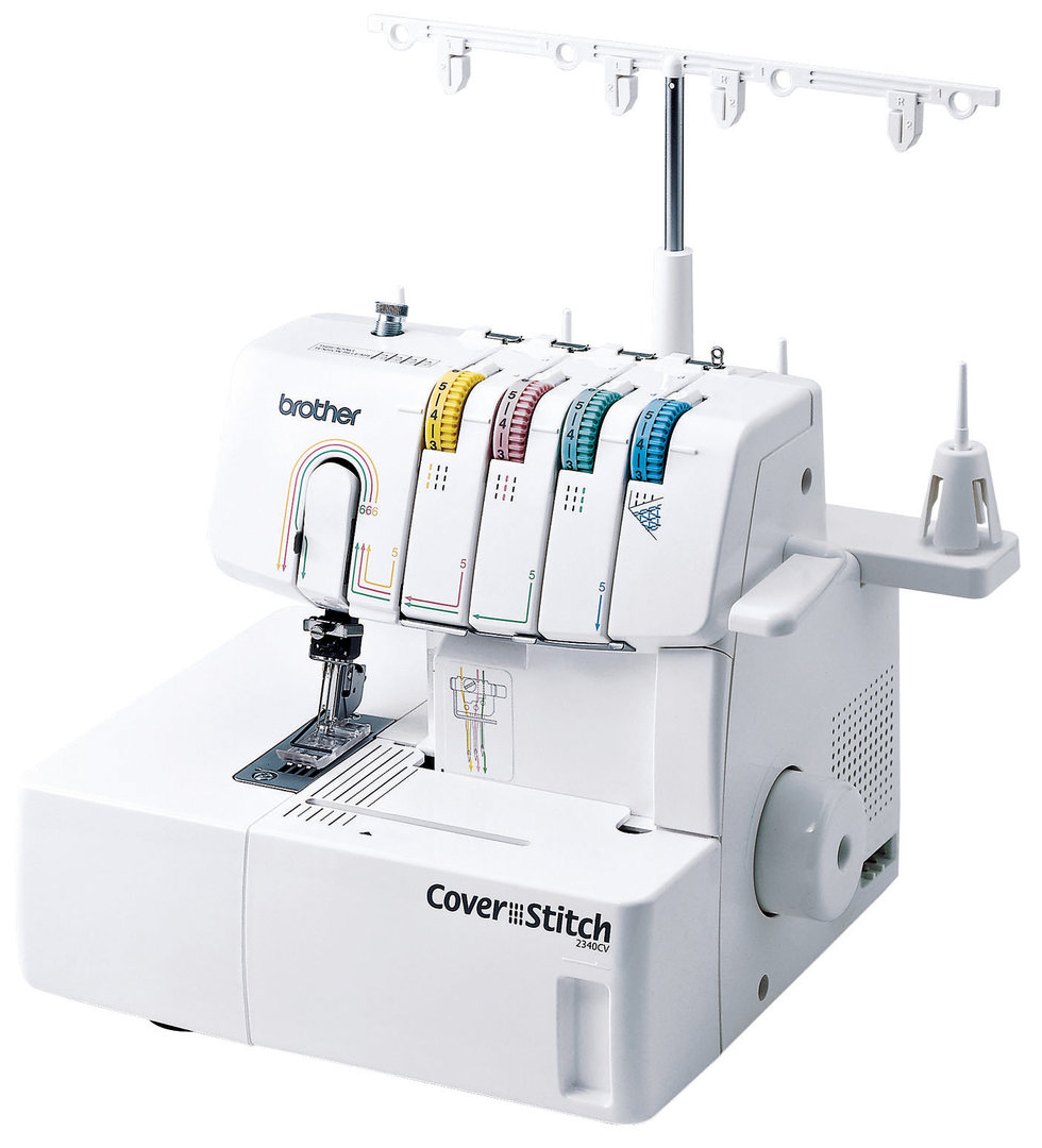 BROTHER 2340CV Coverstitch Nähmaschine