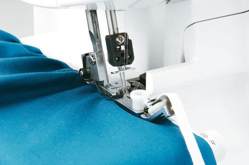 BROTHER Bandeinnähfuss für Overlock Nähmaschine (XB3632001)