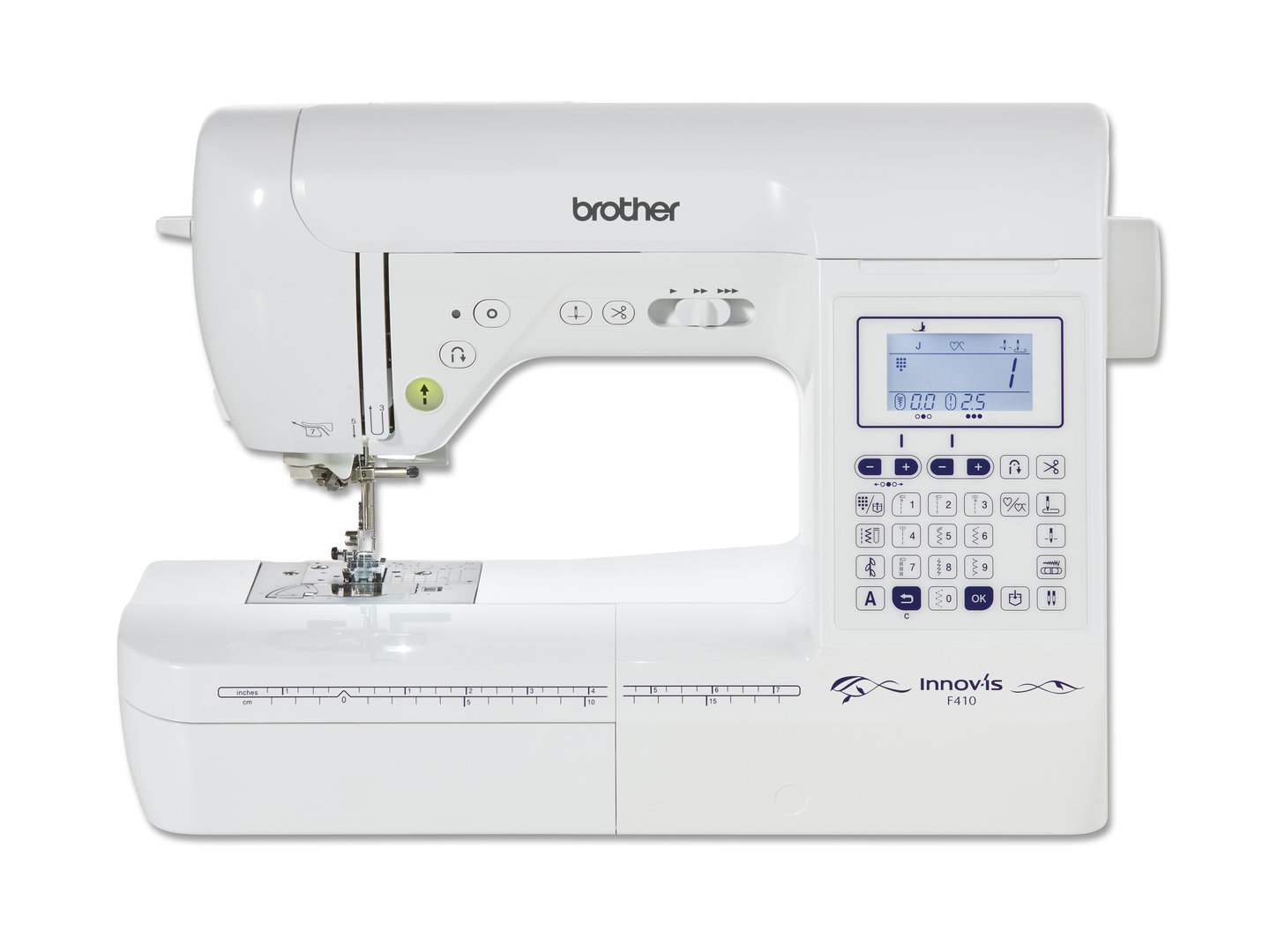 BROTHER Innov-is F410 Nähmaschine